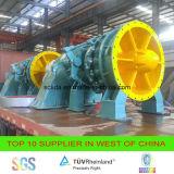 スリランカのPeltonの発電機500kw 1000kw EPCのプロジェクト