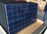 Painéis solares polis elevados de eficiência 260W com Ce, certificações de CQC e de TUV e 25 de potência anos de garantia da saída