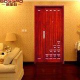 Hotel puerta de madera clasificada del fuego de 1 hora (GSP4-006)
