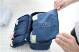 Saco portátil da lavagem do saco Multifunctional do roupa interior do sutiã do saco do curso