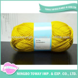 도매에 의하여 머서법으로 처리되는 면 크로셰 뜨개질 레이스 무게 구매 털실 온라인으로