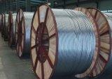 Línea de transmisión aérea de la electricidad, todo el conductor de la aleación de aluminio