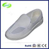 優秀な空気透磁率(EGS-PVC-503)のPVCクリーンルームの働き靴