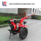 cultivador diesel de calidad superior de la potencia 10HP