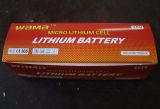 Mangan-Tasten-Zellen-Batterie Cr1220 des Lithium-3V