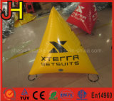 三角形の販売のための膨脹可能な安全ブイ