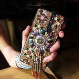 caso do iPhone para a caixa étnica do telefone móvel do estilo de iPhone6/6s/7/7s