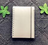 Cuaderno espiral de PVC+PP con la cuerda