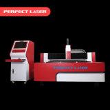 стальной автомат для резки металла лазера волокна высокой точности 300W
