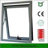 Finestra appesa superiore di profilo di alluminio con vetro Tempered standard australiano