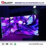 Visualización de LED fija de interior P1.904/P1.923 de HD para hacer publicidad