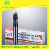 Laminatoio di estremità della taglierina del laminatoio di estremità degli utensili per il taglio del carburo di tungsteno