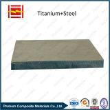 De bimetaal Plaat van het Titanium/de Geleidende Staaf van het Koper van Cald van het Titanium