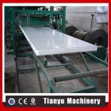 Rullo dei comitati di parete del panino di ENV che forma la riga della macchina