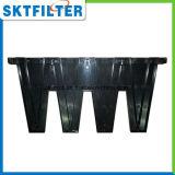 ABS de Materiële V Filter van de Lucht van het Frame van de Bank Plastic