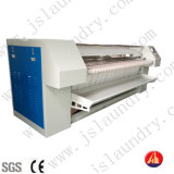 Gas Natural Calentado Feed Back Flatwork Calentador / LPG Industrial Rebajado Ironer 3000