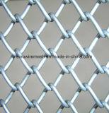 Гальванизированная чернотой загородка звена цепи