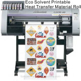 Papel oscuro de traspaso térmico para el uso de la impresora del Eco-Solvente