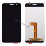 L'affissione a cristalli liquidi mobile dello schermo per la riparazione di Huawei Honor6 sbuccia le parti