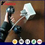 Telefone Auto-Dial do aço inoxidável do telefone Knzd-53 do telefone resistente do vândalo de Kntech