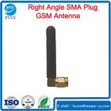 Rechtwinklige MiniGSM/Cellular Vierradantriebwagen-Band Antenne - 2dBi SMA Stecker