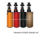 Kangertech Kiss Nuevo diseño de flujo de aire simétrico Top Vapor de llenado