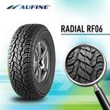 Neumático de coche radial del neumático de la polimerización en cadena del neumático con precio competitivo