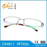 Qualität Halb-Randlose TitanEyewear Brille-Glas-optischer Rahmen (8403)