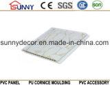 Panneau de mur de PVC, panneau stratifié de PVC, impression et panneau de plafond chaud d'estampille