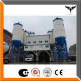 Planta elevada do concreto dos equipamentos de construção do lucro