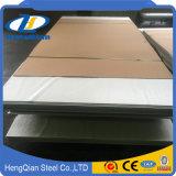 La ISO laminó la placa de acero inoxidable 201 304 430 321 2b