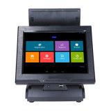 Caja registradora terminal Point-of-Sale electrónica del sistema posición