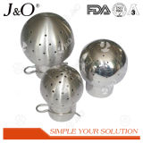 Sanitary Bolted Fixed Cleaning Ball Hygienic Pipe Fitting