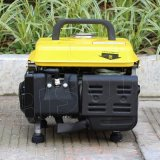 Gerador portátil da gasolina 750watt MOQ 2 do curso refrigerado a ar pequeno do bisonte (China) mini do fornecedor do gerador