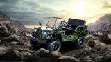 Jeep con errores eléctrico de la motocicleta ATV UTV del juguete de la gasolina mini para del bosque del desierto de la playa del camino