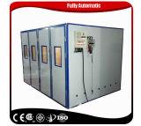 Incubateur commercial de machine d'établissement d'incubation d'oeufs de poulet de machine électrique d'établissement d'incubation