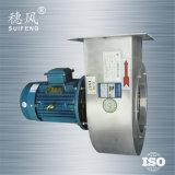 Industrieller zentrifugaler Ventilator des Edelstahl-Dz600