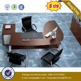 Mobília de escritório moderna famosa do CEO da mesa de escritório do tipo (HX-6M059)
