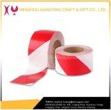Подгонянный красный цвет ленты технологии 3m самой яркой решетки конструкции отражательный отражательный