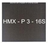 Visualización de LED de alquiler de la alta calidad de interior P3
