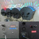 Luz sin fin del efecto de etapa de la espada de DJ DMX del disco del LED
