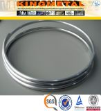 Tube de bobine d'échangeur de chaleur d'acier inoxydable d'ASTM A269 Tp 304/316