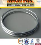 Tubo ASTM A269 Tp 304/316 acero inoxidable Intercambiador de calor de la bobina