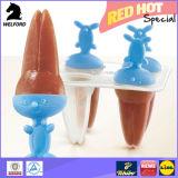 Popsicle de vente chaud de plastique de bonne qualité