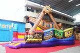 Препона хвастуна корабля пирата раздувная скача для детей (CHOB520-1)