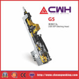 A máquina obrigatória de dobramento parte a cabeça de costura G8 de Hohner
