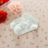 柔らかいタッチの美しい赤ん坊のソックス