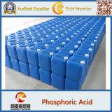 Ácido fosfórico técnico 85% 35kg/Drum da classe e do produto comestível