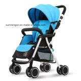 Cochecito de bebé caliente de la venta 2017 con 8 ruedas