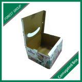 لامعة ترقيق زاويّة طباعة ورق مقوّى يعبّئ صندوق لأنّ طفلة مقادة